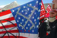 the highly controversial issue of flag desecration Flag desecration essay examples an overview of the growing controversy of the american flag in the history the highly controversial issue of flag desecration.