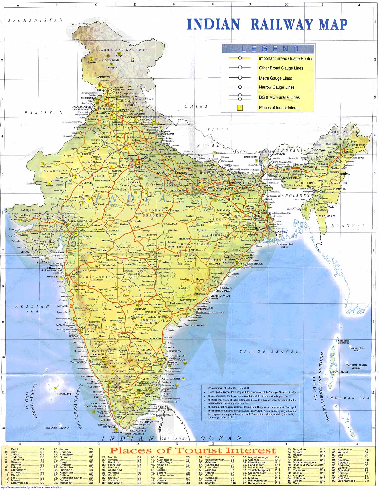 Maps Of India Indian Flags Maps Economy Geography
