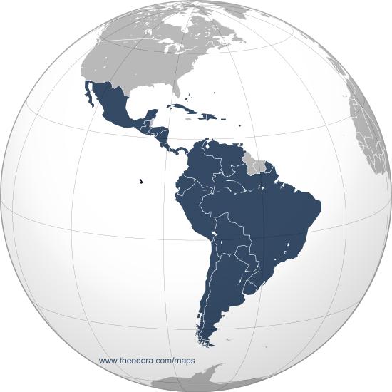 somos americanos, no latinos / america es un continente