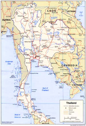 political environment in thailand Thailand profile - timeline thailand permits us to use bases there during the vietnam thailand's polarised politics has led to waves of mass protest.