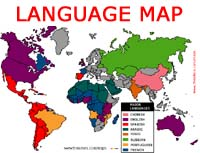 World Language Maps