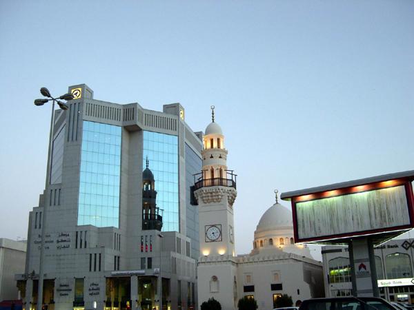 Downtown Manama, Bahrain photo