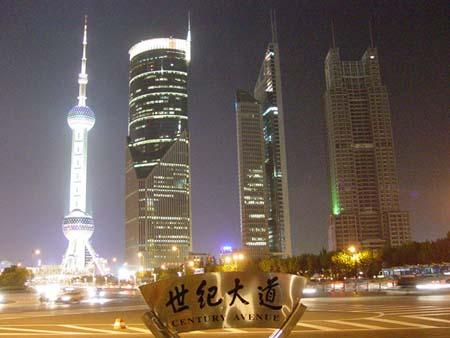 marche enfant shanghai