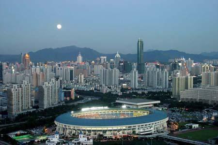 Shenzhen, GUandong province, China Photo Shenzhen, Guandong province