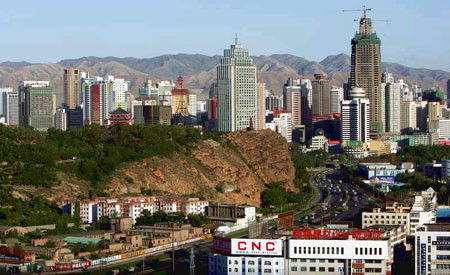 Urumqi, Xinjiang Uygur autonomous region, China Photo