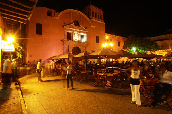 Cartagena Colombia Tourism