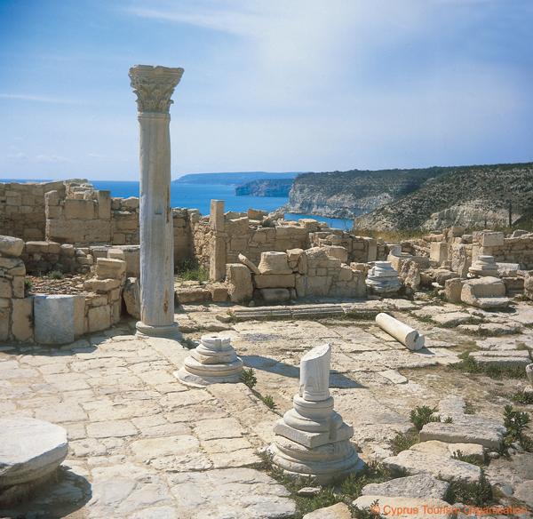 Kourion, Lemesos, Cyprus Photo