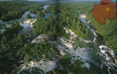 ivindo national park gabon photo gov Gabon Ülkesini Tanıyalım