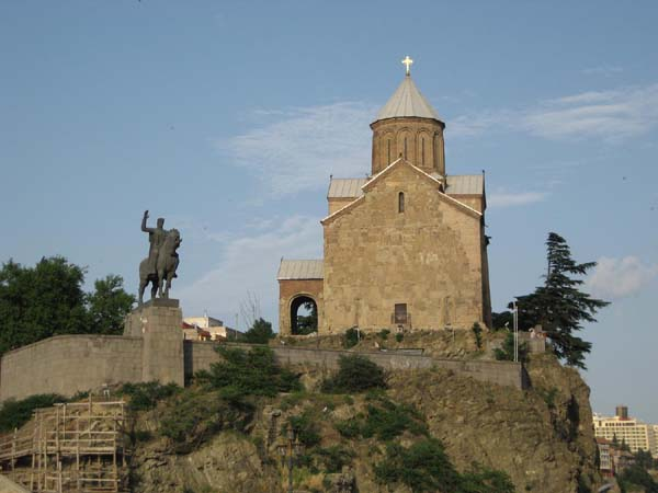 City tour in Tbilisi