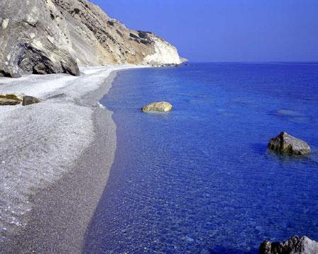Παραλία χιλιαδού...ελεύθερο camping..