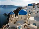 Ia, Santorini, Greece photo