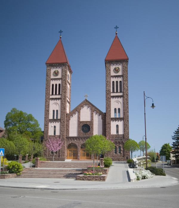 Balatonfured Hungary  city images : Church, Balatonfured, Hungary photo