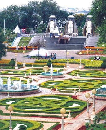 NTR Gardens, Hyderabad