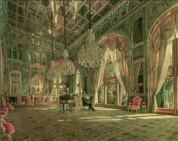 Historical Iranian Sites And People Golestan Palace