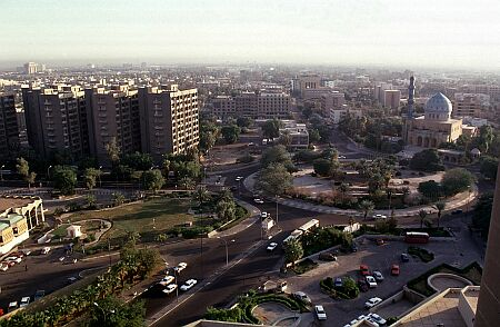Baghdad, 1999, Iraq Photo