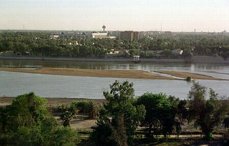 tigris river map. Tigris river, Baghdad