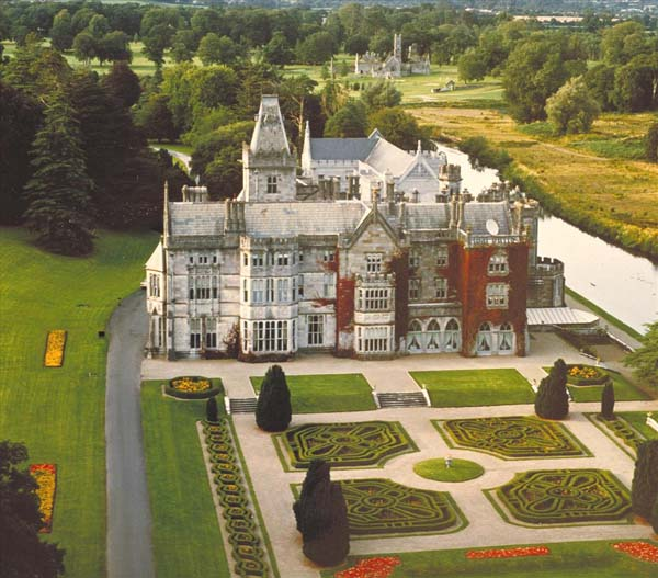 Adare manor county limerick munster ireland photo for Garden rooms limerick