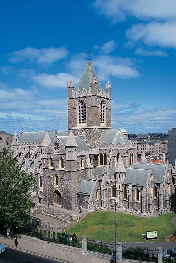Christchurch Cathedral Ireland Christchurch Cathedral Dublin