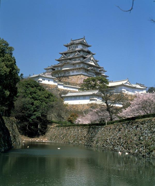 himeji castle  hyogo prefecture  japan photo