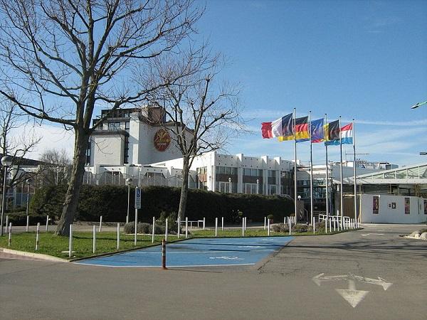 casino 2000 hotel and casino mondorf les bains luxembourg photo. Black Bedroom Furniture Sets. Home Design Ideas