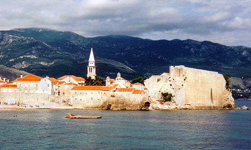 """Budva, le """"Saint Tropez"""" de la riviera monténégrine (Tourisme Montenegro) 1"""