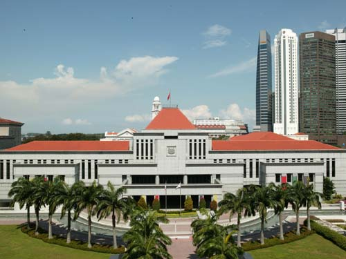 Parliament House, Singapore Photos - Flags, Maps, Economy ...