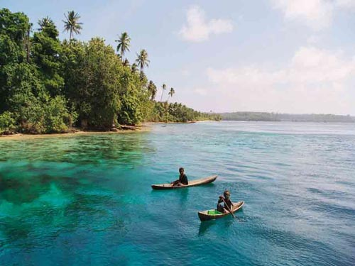 Linggatu, Russell Islands, Solomon Islands Photo