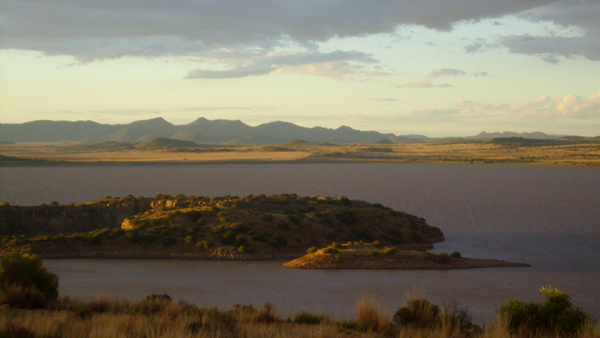 Gariep Dam South Africa  City new picture : Gariep Dam, South Africa photo