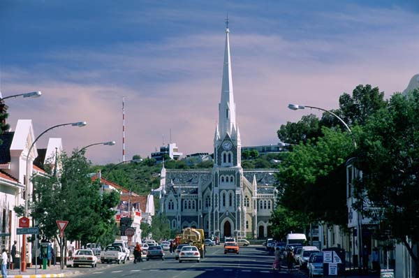 Graaff-Reinet South Africa  City new picture : main street graaf reinet eastern cape province graaff reinet is a town ...