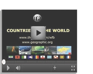 Countries of the World Website video
